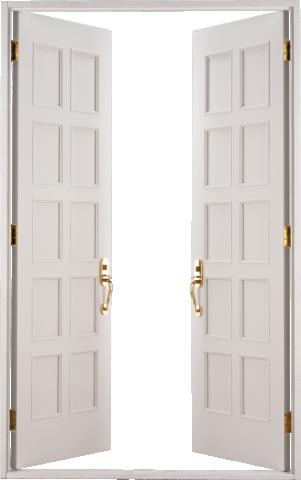 Двери в Источник