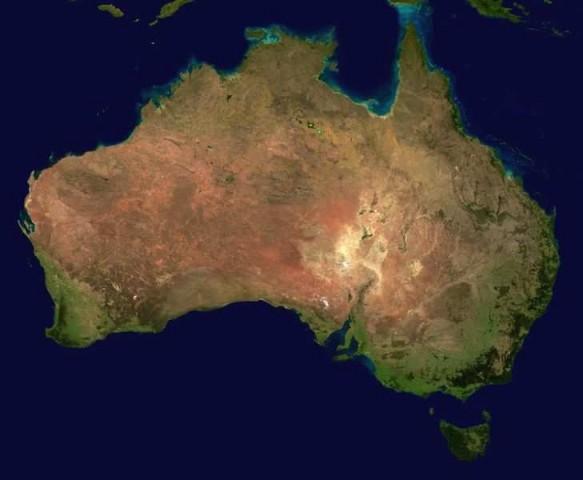 Австралия - Источник Талантов