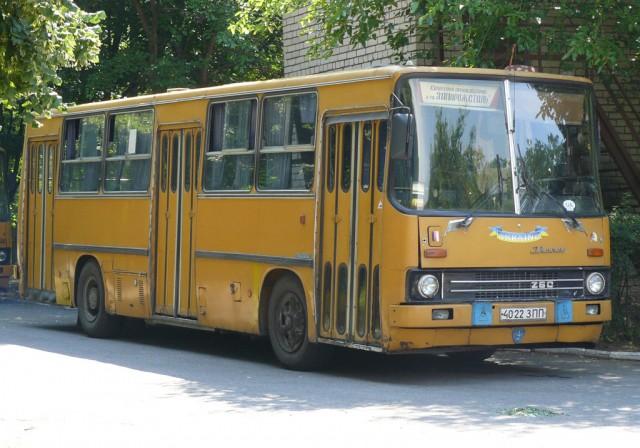автобус в профик