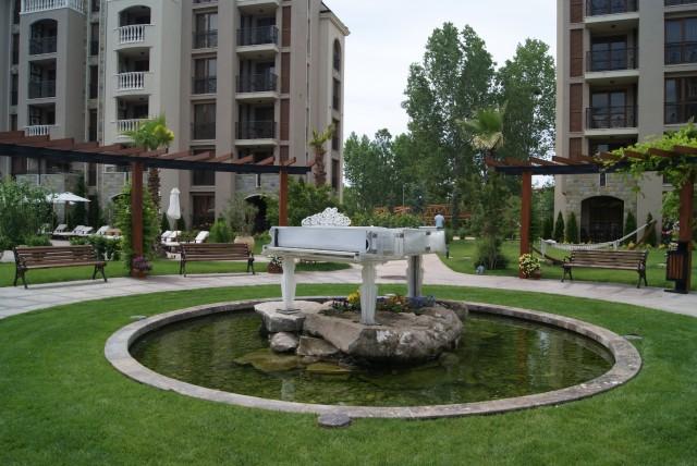Болгария гордость комплекса белый рояль