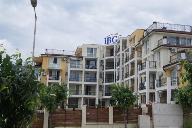 Болгария - один из комплексов у моря