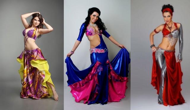 35-37. сочетание цветов в восточных костюмах