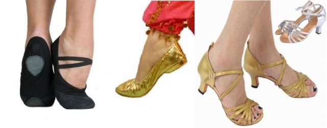 обувь для танца живота