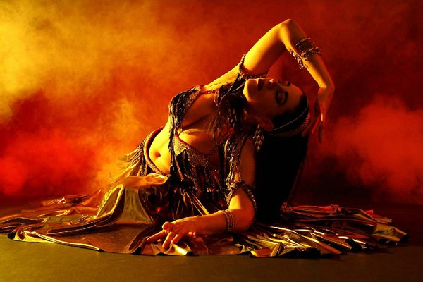 1. богиня танца живота