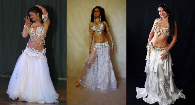 2-4.белые восточные костюмы