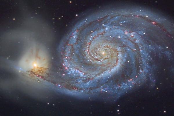 Ученые: Земля - последнее место во Вселенной, где